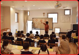 預かり保育/課外活動